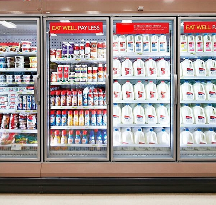 Blue LED energy shortens shelf life of milk, according to Cornell researchers