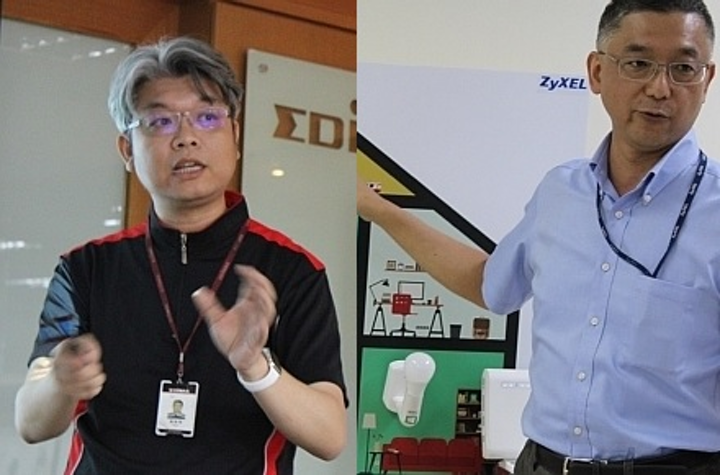 Taiwanese networking companies join the smart lighting race