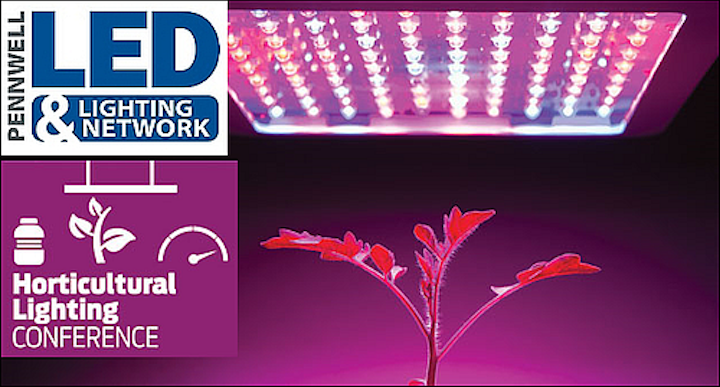 Horticultural Lighting Conference announces impressive speaker lineup