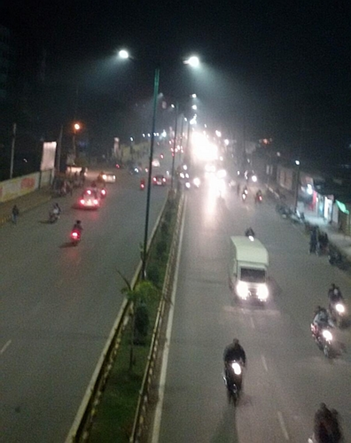 Keselec Schréder installs remotely controlled smart LED street lights in Indian city