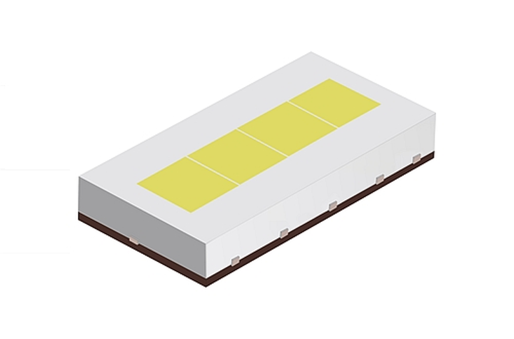 Samsung's new lineup of CSP LEDs is designed for automotive lighting applications