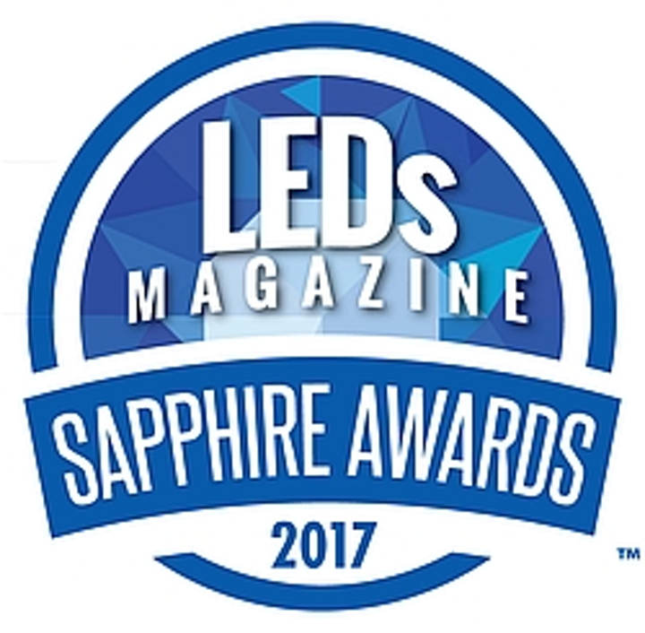 LEDs Magazine announces third annual Sapphire Awards Gala and judging panel