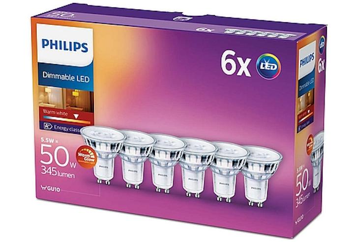 As Europe bans halogen spots, LED vendors pounce