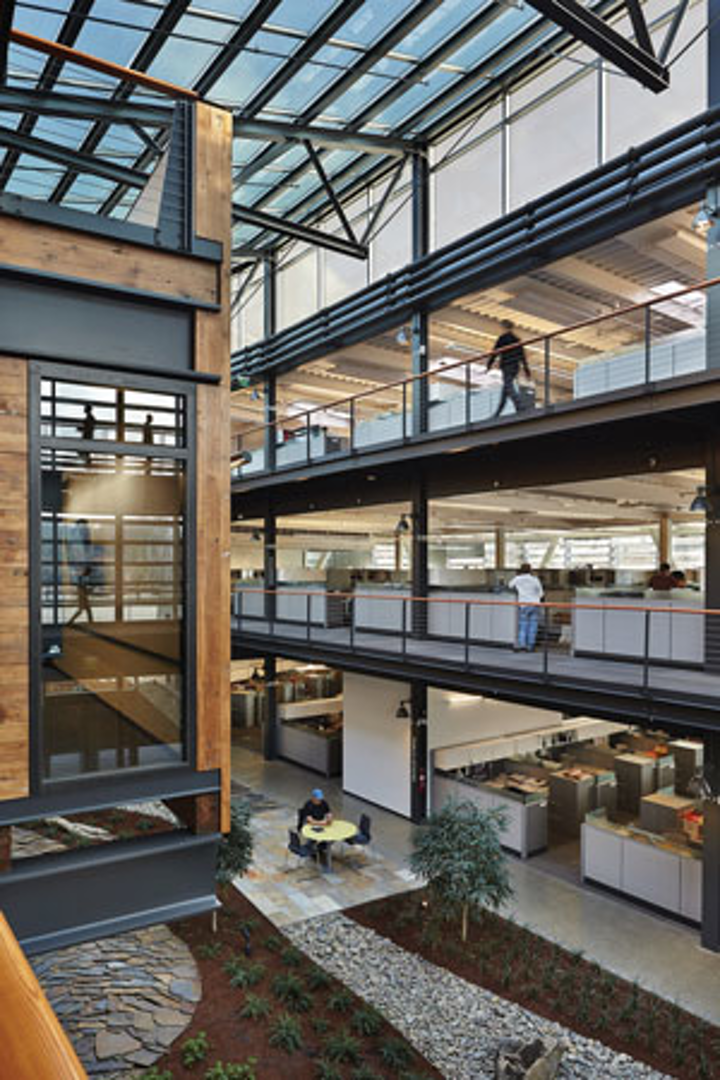 Human-centric lighting set to drastically improve workplace and individual performance (MAGAZINE)