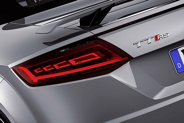 Audi Taps Osram For Oled Taillights In Sports Car