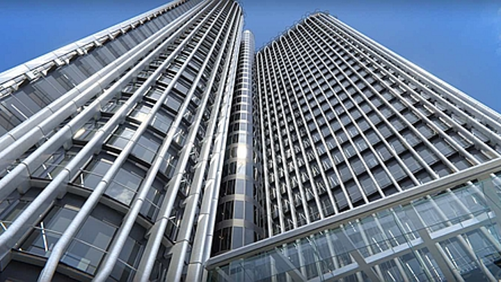 Towering Power-over-Ethernet: Philips, Cisco wire Madrid skyscraper with IoT lighting