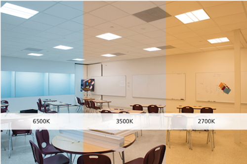 Future Proof Tunable White Lighting Is A Smart Choice For
