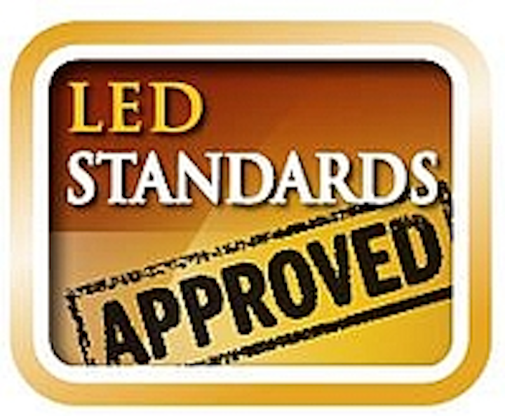 Work continues on three LED lighting reliability standards