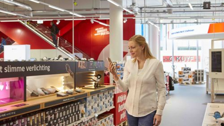 Philips leaves personalization out of latest indoor positioning job