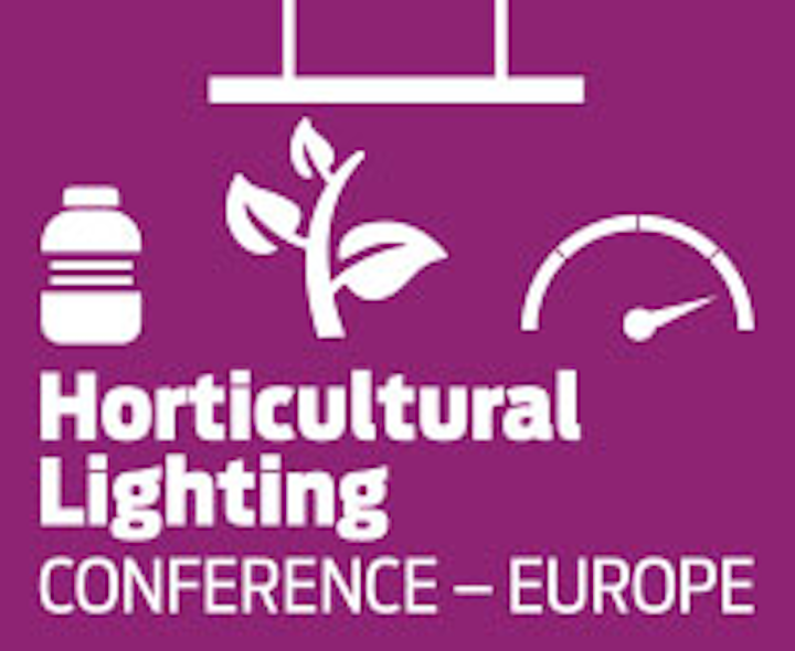Horticultural Lighting Conference Europe will highlight LED light recipes for max yield