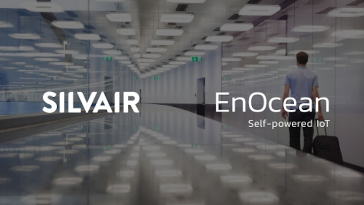 EnOcean and Silvair partner on controls for Bluetooth-connected LED lighting