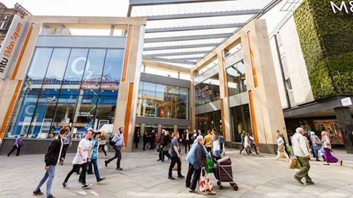 Shopping mall chain invests in powerline communications for IoT lighting