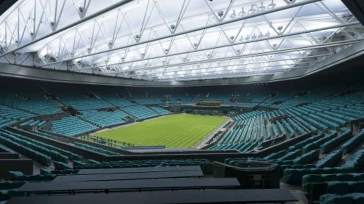 Wimbledon Centre Court aces transition to LED lighting