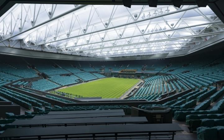 Wimbledon Centre Court aces transition to LED lighting