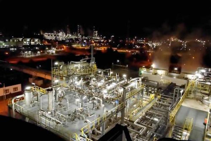 Wireless mesh controls augur huge savings, slash light pollution at Dutch chemical plant
