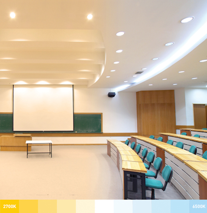 Human-centric lighting is the next step in LED design and control