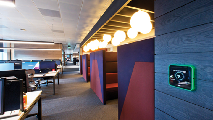 Human-centric lighting takes hold in the commercial workplace