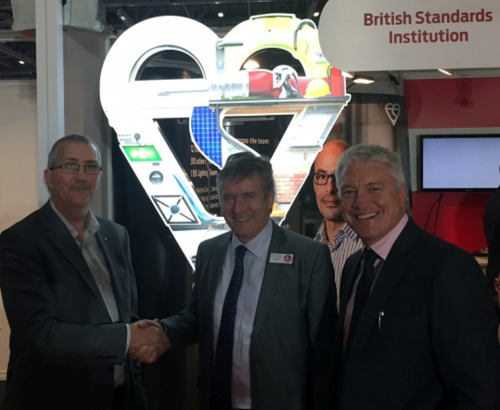 LIA charts path for members to receive BSI Kitemark for quality at LuxLive