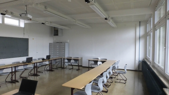 A Stuttgart classroom taps a Li-Fi prototype from Fraunhofer