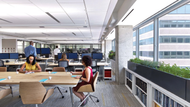 Human-centric lighting in the workplace: It's not just about color temperature