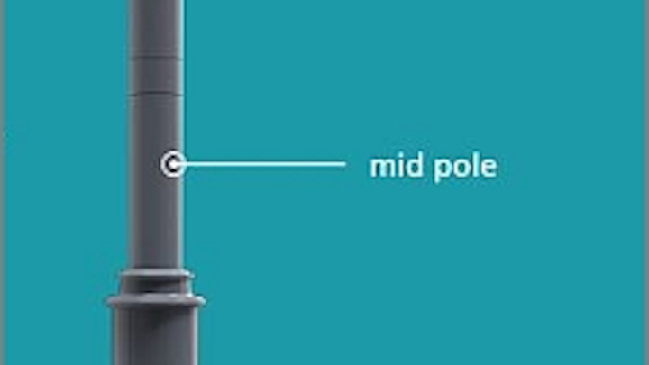 In Huntington Beach, Philips and American Tower hope to ride the wave of IoT lighting with a smart pole partnership that combines smart LED lighting with cellular communications.