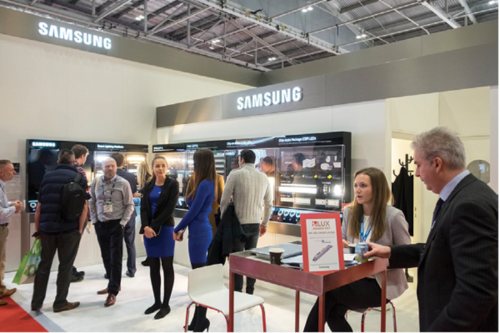 IoT, light quality, and time-to-market themes pervaded LuxLive exhibition (MAGAZINE)