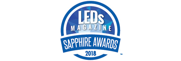 Sapphire Awards program recognizes leaders pushing LED technology beyond lumens