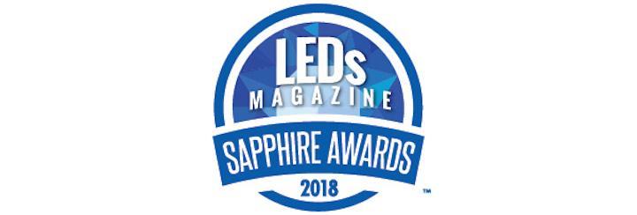 Sapphire Awards program recognizes leaders pushing LED technology beyond lumens