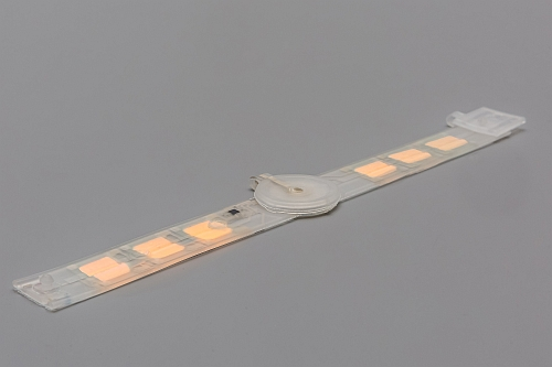 Fraunhofer says its new OLED bracelet can heal wounds