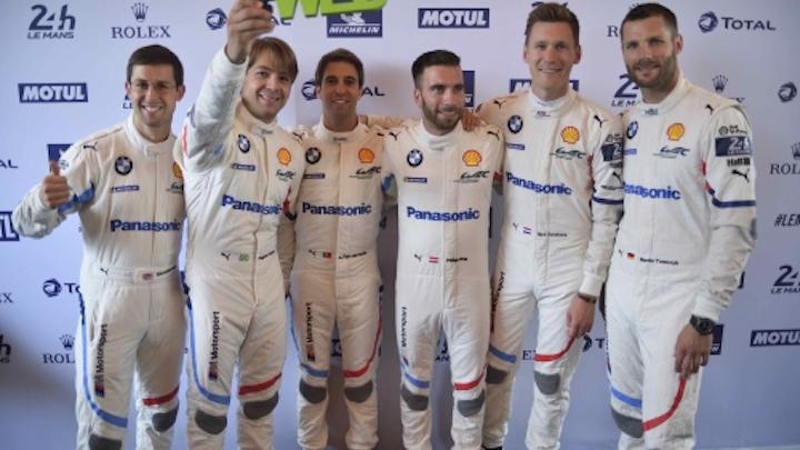 Le Mans drivers to sample LED eyewear for alertness