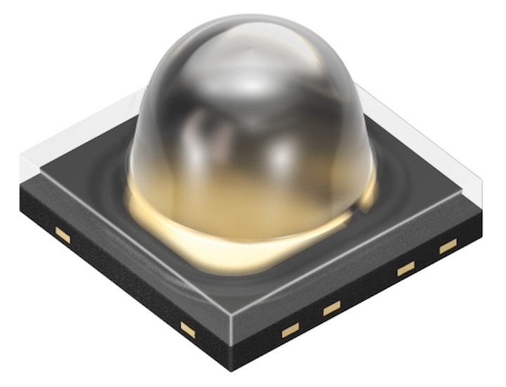 Osram's latest infrared LED targets security cameras