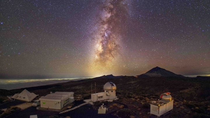 Canary Islands installs street lights that protect night skies