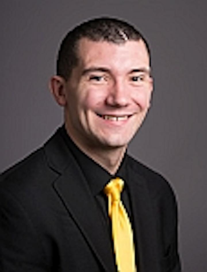 Jared Saunders, Junior Analyst, Strategies Unlimited