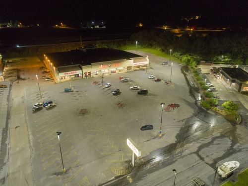 Prioritize photometrics in outdoor LED lighting retrofits