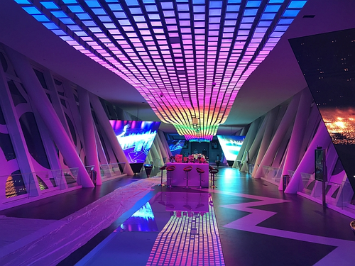 Dubai Frames Up Architectural Lighting Leds Magazine