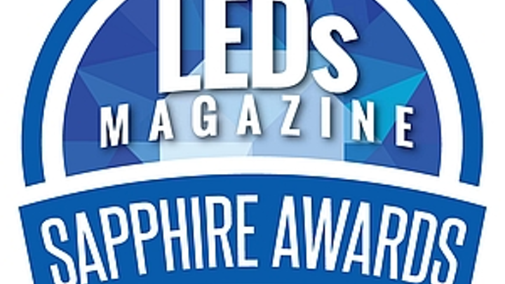 LEDs Magazine names the finalists for the 2017 Sapphire Awards