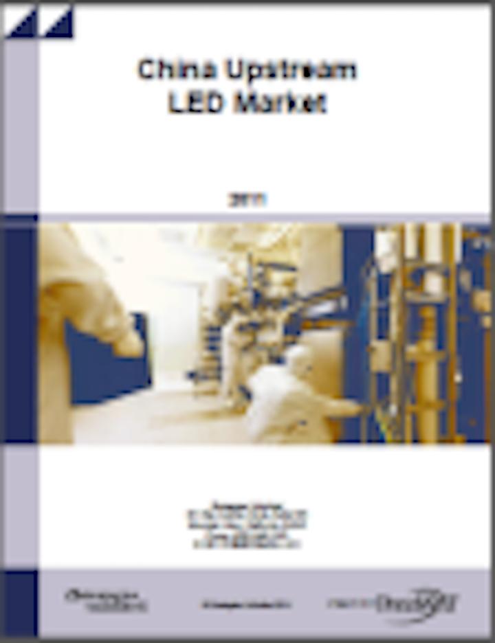 China Upstream LED Market 2011