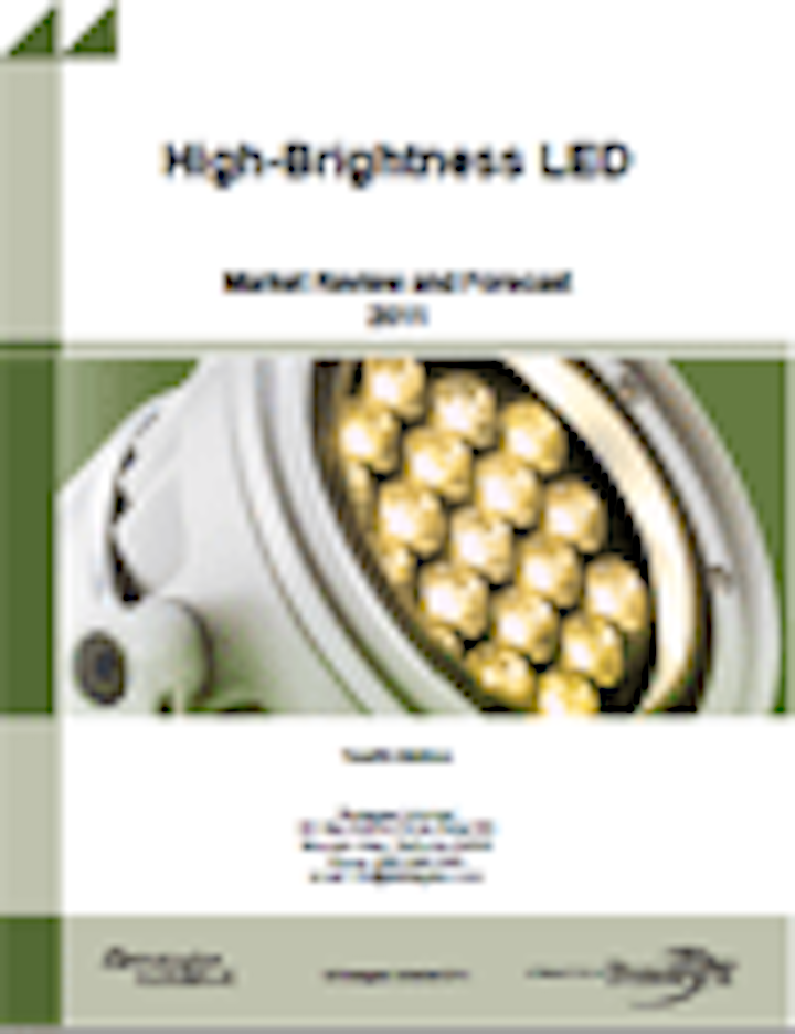 High-Brightness LED: Market Review and Forecast 2011