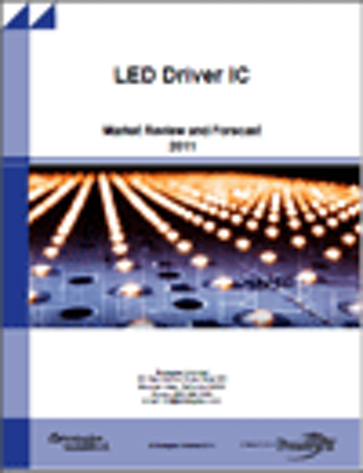 LED Driver IC: Market Review and Forecast - 2011