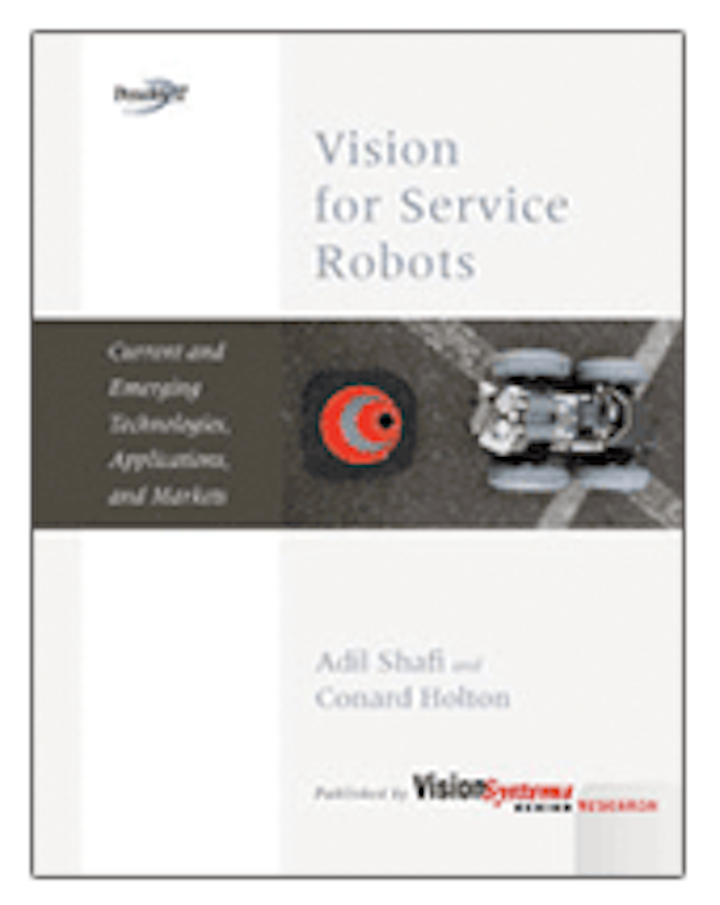 Vision for Service Robots