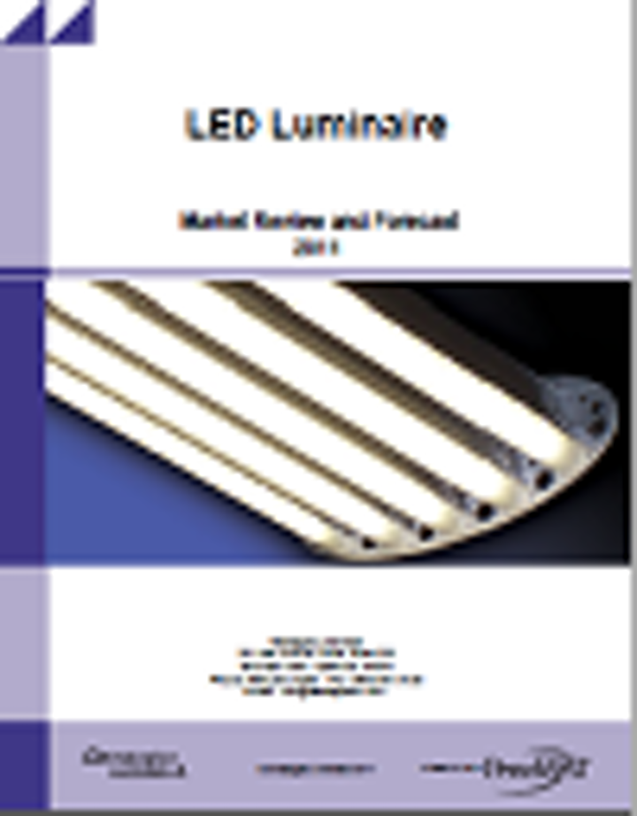 LED Luminaires Market Analysis and Forecast 2011
