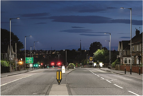 Thorn S Led Lanterns Bring Road And Community Safety