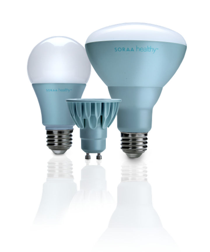 Soraa eliminates blue spectra in LED replacement lamp family