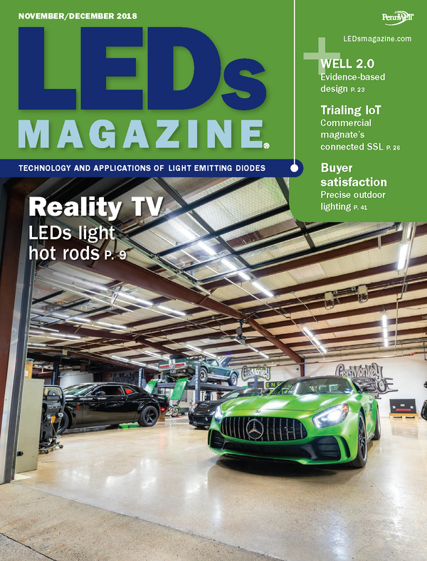LEDs Magazine Volume 15, Issue 9