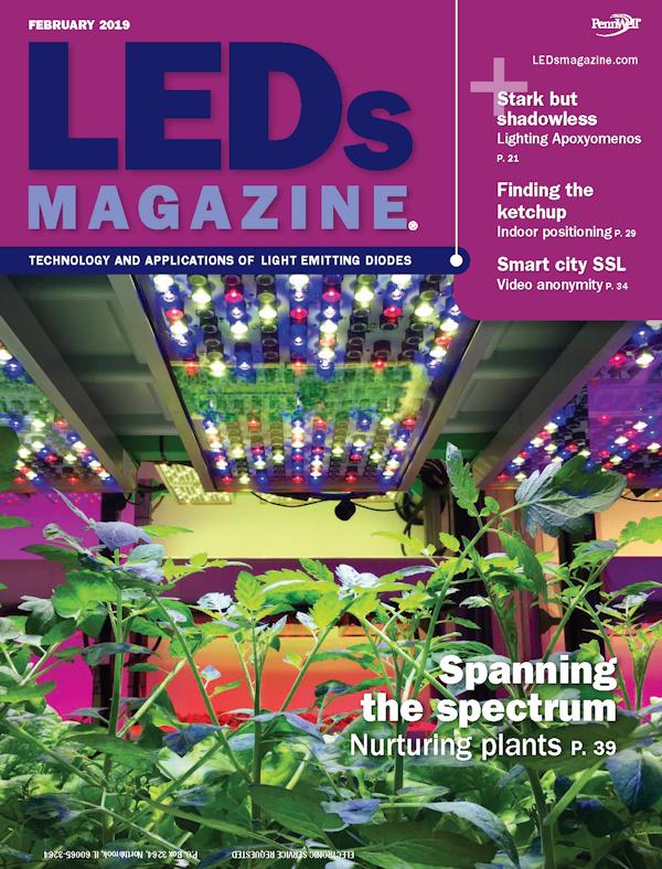 LEDs Magazine Volume 16, Issue 2