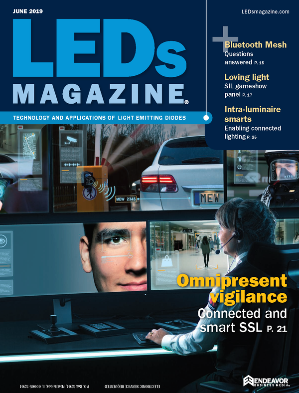 LEDs Magazine Volume 16, Issue 5