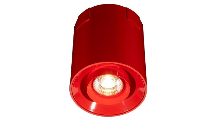 Gs Cloak Round Red Base