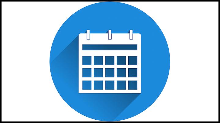 Calendar 2027122 Pixabay Free Nar