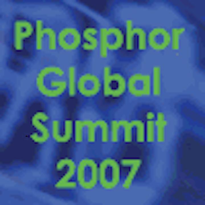 Content Dam Leds En Articles 2007 01 Program Set For Phosphor Global Summit In Seoul Leftcolumn Article Thumbnailimage File