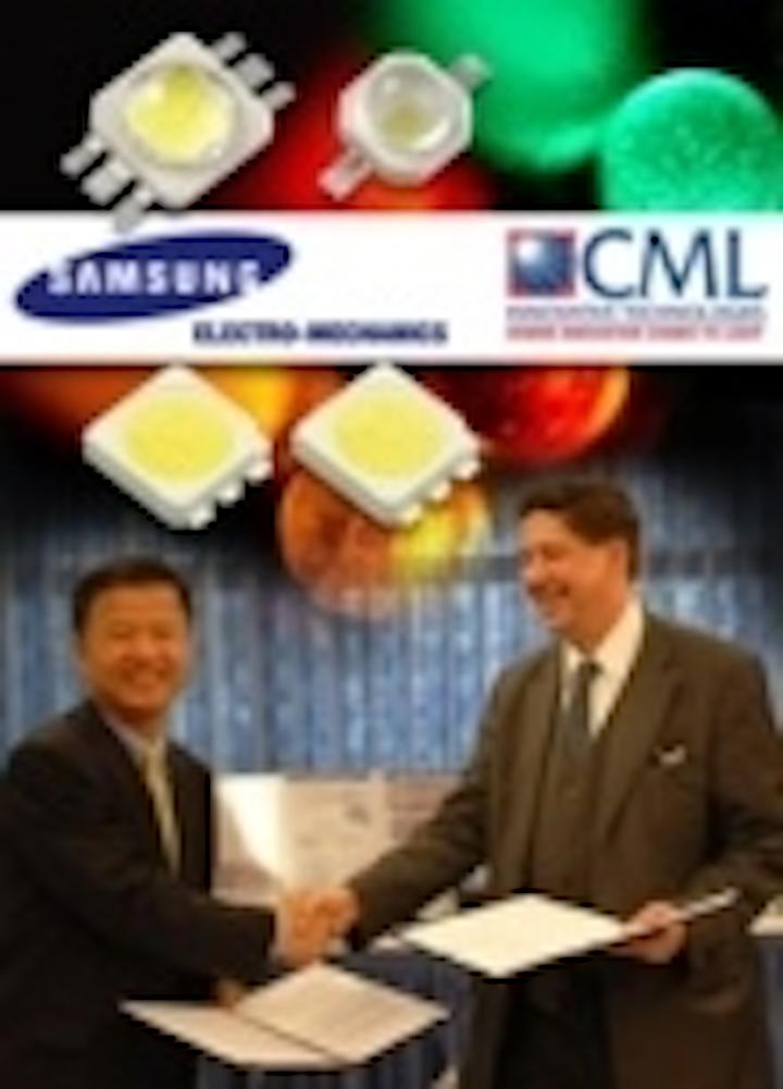 Content Dam Leds En Articles 2008 04 Cml It Signs Distribution Deal With Samsung Electro Mechanics Leftcolumn Article Thumbnailimage File
